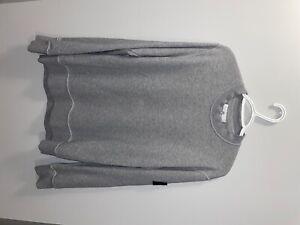 Stone Island Crewneck Sweater, Gray - L