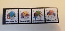 Singapore Stamp Presentation Pack -75th Anniversary of Girl Guiding