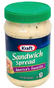 Kraft Sandwich Spread 15 oz