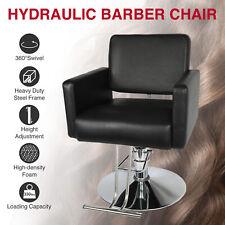 Classic Beauty Salon Hair Salon Hair Styling Chair Beauty Equipment PU Leather