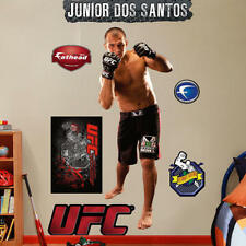 "Junior Cigano Dos Santos FATHEAD Real Big 2'5"" x 6'4"" Lifesize +UFC EXTRA LOGOS"