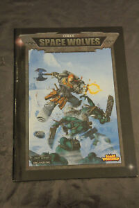 Warhammer 40.000 - Codex Space Wolves (Tabletop)