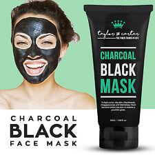 Blackhead Remover Face Mask Deep Cleansing Pore Peel Acne Black Mask 50ml