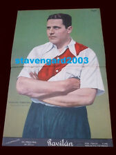 BERNABE FERREYRA River Plate RARE ORIGINAL POSTER 1936