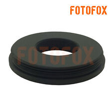 RMS-M42 Suit For New RMS Thread to M42 X1 for microscope objective flat Adapter