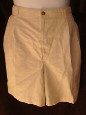 """St Johns Bay Plus Size 24W """"Stone"""" (Beige) Casual Shorts"""