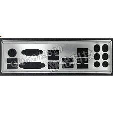 ATX Blende I/O shield MSI FM2-A75MA-E35 io bracket NEW FM2-A55M-E35 #G290 XH