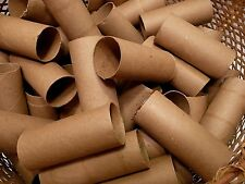 70 Clean Empty Toilet Paper Rolls Tubes Cardboard Art Craft Supplies