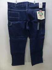 New KEY Dungarees carpenter ham Loop triple stitch work chore Jeans mens 46 x 30