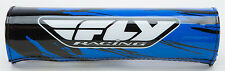 "NEW FLY RACING 8 1/2"" BLUE HANDLE BAR PAD FITS ATV MINI MX BMX BARS  FREE SHIP"