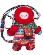 Oilily Eskimo Doll Bag With Zip & Shoulder Strap