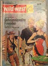 Pabel Wild-West Band 763: Geheimnisvoller Fremder von Hal Warlock Zustand: 3-4