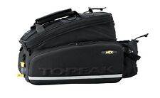 Topeak MTX Bicycle Trunk Bag DX With Rigid Molded Panels - 12.3L