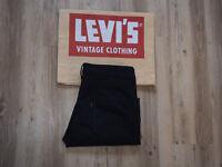 LEVIS LVC 19609 BIG E SLIM Cord- Hose W36 L30 (L34) Corduroy VINTAGE CLOTHING