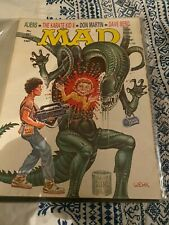 Mad Magazine No.297 January 1987 Aliens Mint Condition