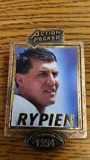 NFL ACTION PACKED PIN 1994 RYPIEN NICE !