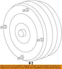 FORD OEM 15-16 F-150 3.5L-V6 Transmission-Torque Converter FL3Z7902A