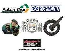 GM 8.5 8.6 AUBURN POSI & RICHMOND GEAR  UPGRADE PACKAGE 3.73 RATIO 30 SPLINE