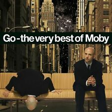 Go - The Very Best of Moby 2006 Mute Records CD