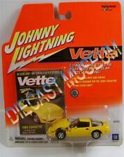 1993 '93 CHEVY CHEVROLET CORVETTE VETTE MAGAZINE JOHNNY LIGHTNING JL DIECAST