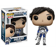 Funko Mass Effect Andromeda POP Sara Ryder Vinyl Figure NEW IN STOCK Toys