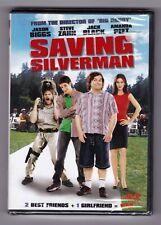 Saving Silverman (Dvd, 2000) Jason Biggs, Jack Black & Amanda Peet - New, Sealed
