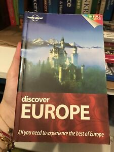 Discover: Discover Europe by Lonely Planet Publications Staff (2010, Trade...