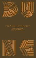 Dune, Hardcover by Herbert, Frank; Gaiman, Neil (INT), Like New Used, Free sh...