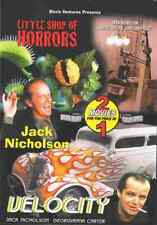 Little Shop Of Horrors/Velocity (2004, DVD)