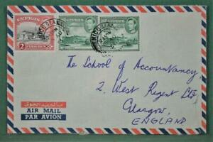 CYPRUS STAMP COVER  TO ENGLAND (H71)