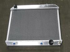 1963-1966 Chevy Pickup Truck Aluminum Radiator 3 Row Core Chevrolet C10 C20 C30