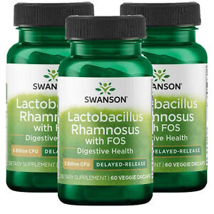 Lactobacillus Rhamnosus 60-240 Kapseln Probiotika 5 Billion Bakterien Magen Darm