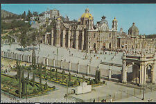 Mexico Postcard - Annual Convention, The Shrine of Guadalupe, Mexico City  BE190