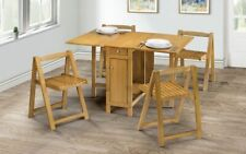 Butterfly Folding Dining Table Set