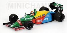 Benetton Ford B188 J. Herbert 1989 1:43 Model MINICHAMPS