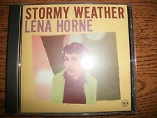 Lena Horne-Stormy Weather-1999 RCA/BMG-Japan+OBI