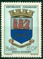 Malagasy Republic Scott #353 MNH Arms of Diego Suarez $$