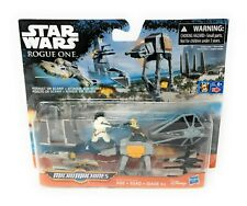 ASSAULT ON SCARIF Star Wars Micro Machines B7307 Moroff Imperial AT-ACT Cargo