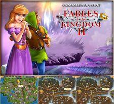 ⭐️ Fables of the Kingdom 2 - Sammleredition - PC / Windows - BLITZVERSAND ⭐️
