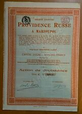 Providence Russe a Marioupol