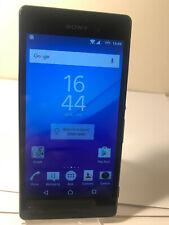 Sony Xperia M4 Aqua - 8GB-Nero (Sbloccato) Smartphone Mobile-BUONE CONDIZIONI