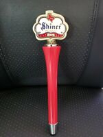 NEW 125  Brewed in Shiner Texas Bock Bar beer Coaster Lot Lifts for tap Handle