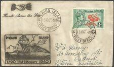 Pitcairn Island 1940 HMS Bounty Hands across the Sea cover