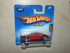 HOTWHEELS 1:64 2005 N°073 FINAL RUN 3/5 BUICK WILDCAT