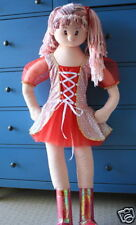 NEW Girls Ballet Sequins tutu Dance Costume - Red M