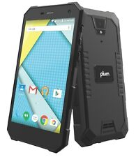 Plum Gator 4 - Rugged 4G Unlocked Smart Phone 5000 mAh Powerful IP68 Certified
