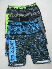 4X MENS TRADIE TECH LONG LEG TRUNK SIZE S, M, L, XL, XXL