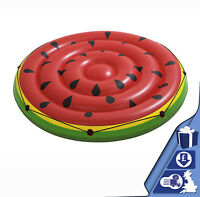 Water Melon Island Bestway Inflatable Island Pool Float Raft Water Fun Play Toy