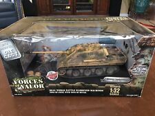 Forces Of Valor ENTHUSIAST EDITION German Jagdpanther Normandy 1944 1:32