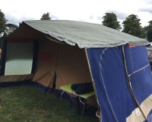 Raclet Floreal 230 Trailer Tent with Awning!